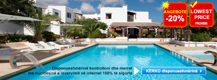Offers and booking Apartments Paraiso de los Pinos Formentera.