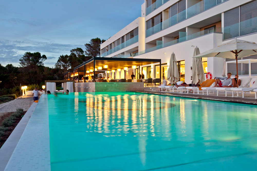 Cala saona hotel spa reservas hotel formentera for Hotels formentera