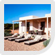 Hotel booking, houses and apartments in Formentera.
