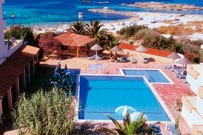 Reservations and offers of accommodation on the island of Formentera.