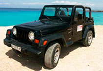 Booking, offers and rent a car in Formentera.