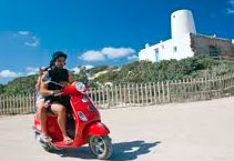 Reservations, offers and rental of motorcycles, scooters and quads in Formentera.
