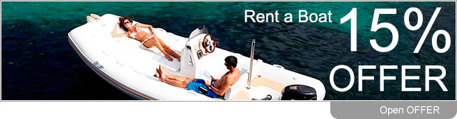 Boat rental in Formentera. Boats of all kinds. No need for a boat license. Offers of up to 15% for rental of Formentera zodiacs.