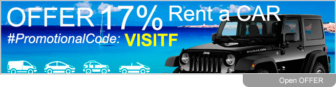Rent and reserve of cars in Formentera. Car offers in the port of La Savina. Formentera Rent a Car. Rental of all types of cars.