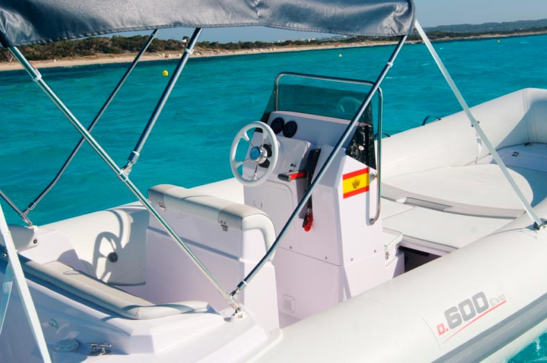Boat rental in Formentera  OFFERS 2019 Reservation and rental of boats