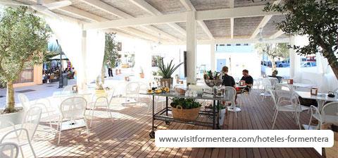 Hotel Spa Es Marès en Formentera
